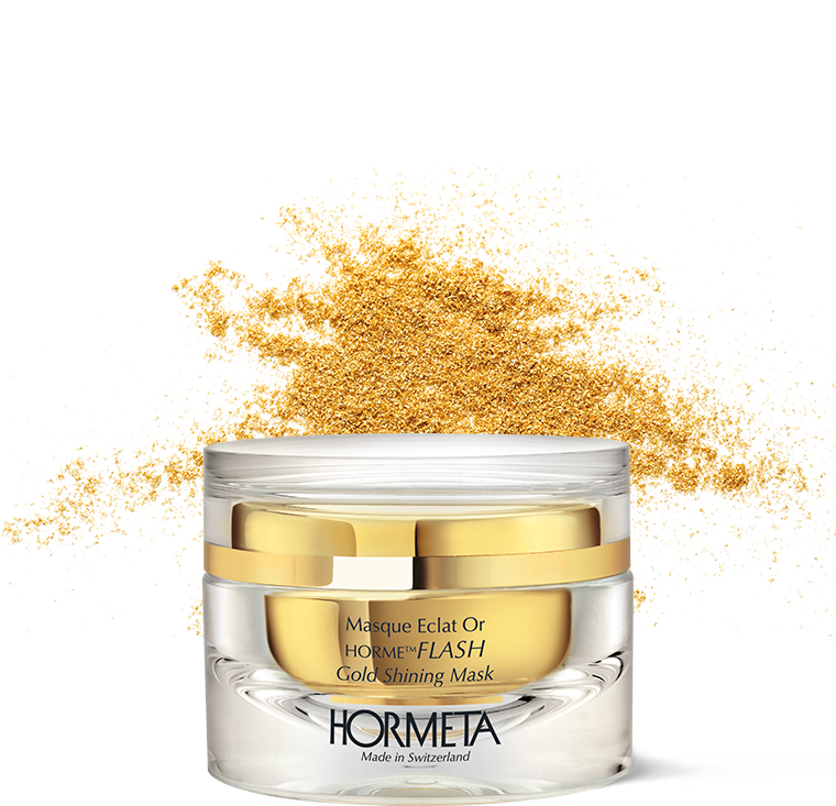 HormeFLASH-Gold-Shining-Mask-Or-FP